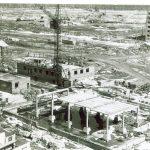 Строительство старого универсама и аптеки